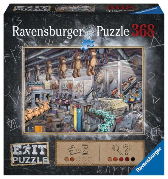 ESCAPE Puzzle - In der Spielzeugfabrik - 368 Teile