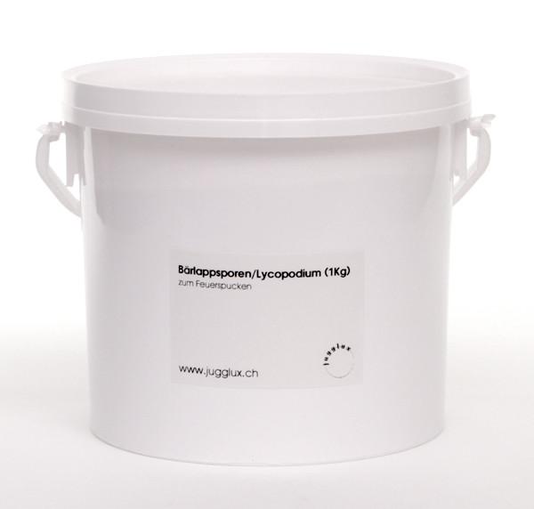 Lycopodium zum Feuerspucken 1kg