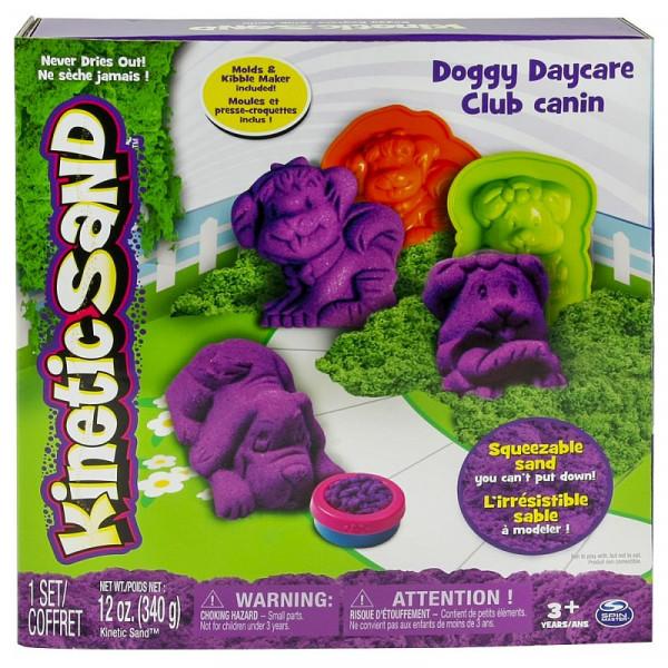 Knetsand Kinetic Sand Doggy Daycare
