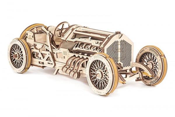 Ugears - mechanischer Holzbausatz - U9 Grand Prix