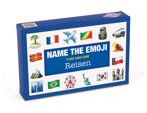 Emoji Quiz Spiel - Reisen