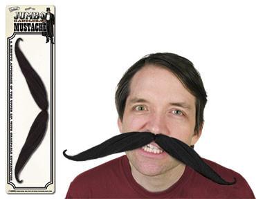 Riesen Schnurrbart - formbar