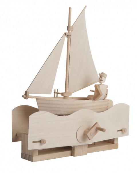 Holz-Bausatz - Timberkits Segler