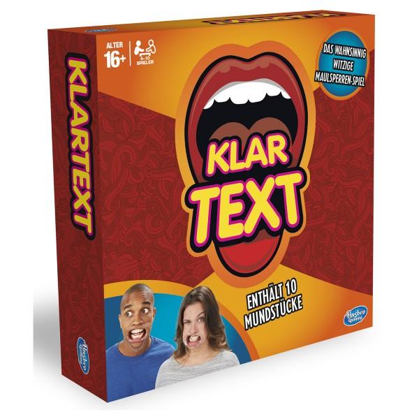 Klartext Refresh- Das Spiel mit der Mundspange