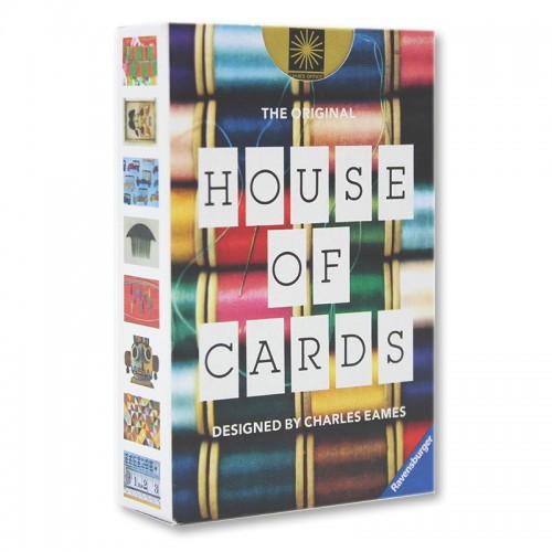 House of Cards Small, Zusammensteck-Karten