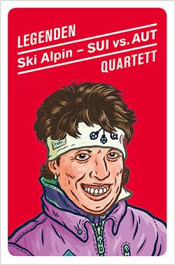 Legenden Quartett - Ski Alpin Schweiz vs. Oesterreich