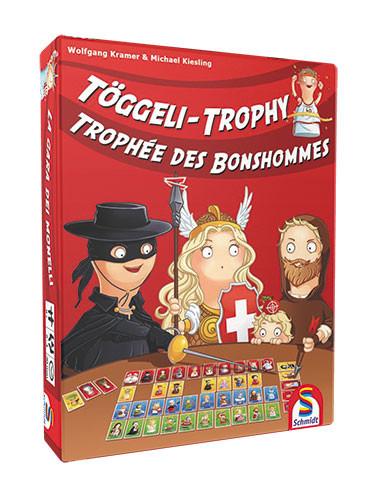 Töggeli Trophy - Das Kartenspiel