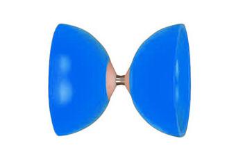 Diabolo Circus Twist - blau
