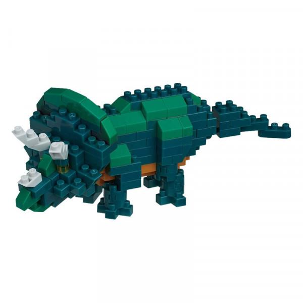 Nanoblock Triceratops - Stufe 2