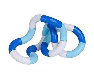 Tangle Fidget Toy - Magische Schlange - bunt