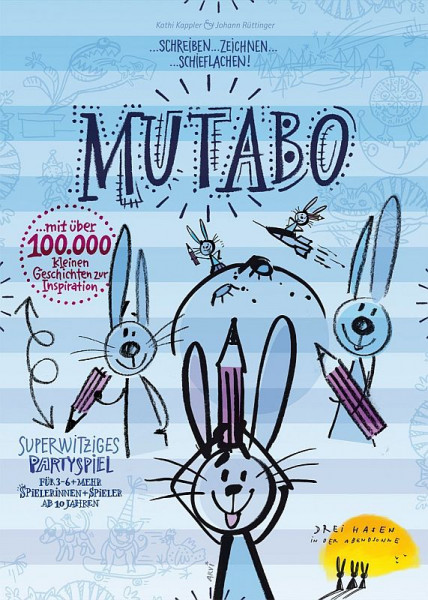Mutabo - Partyspiel