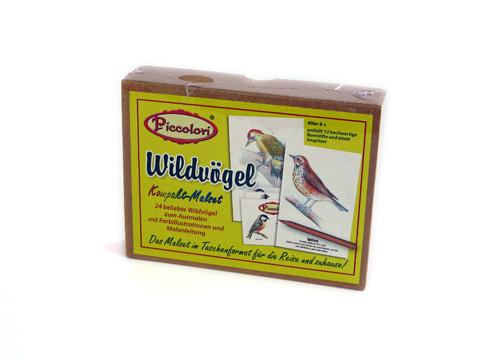 Piccolori Malset - Wildvögel