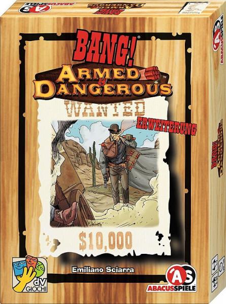 Bang! Armed & Dangerous - Erweiterung