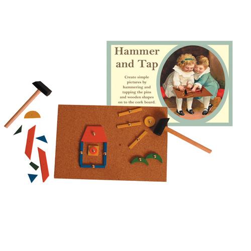 Hämmerlispiel - Hammer and Tap Game