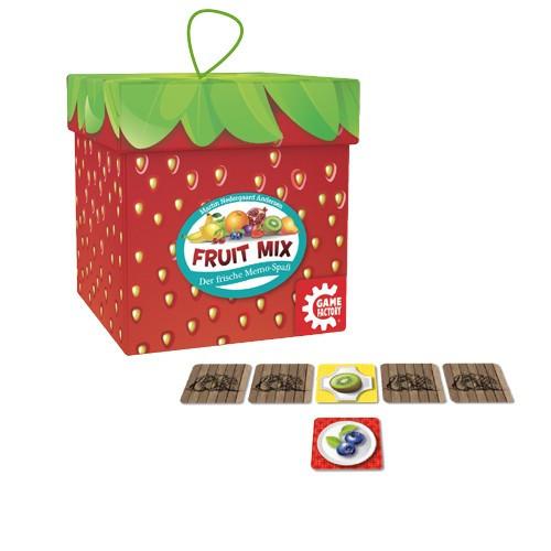 Fruit-Mix - Das ungewohnte Memory-Spiel