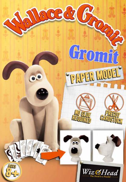 Wiz Head - Gromit von Wallace and Gromit