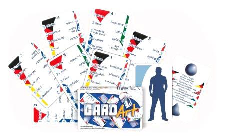 Card Art Kartenspiel