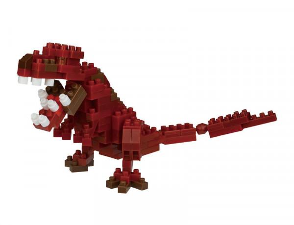 Nanoblock Tyrannosaurus - Stufe 2