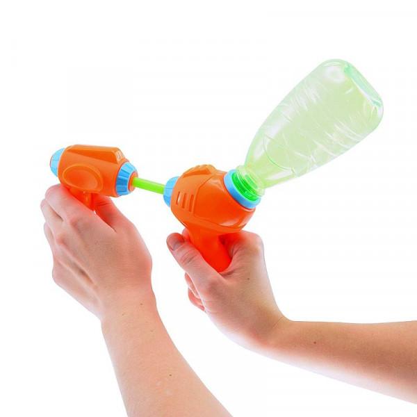 GOWI Bottle Water Fun - Wasser Spritz Pistole