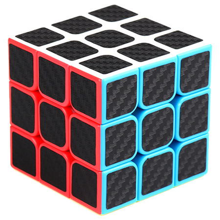 Speedcube - Carbon Fibre Cube 3x3