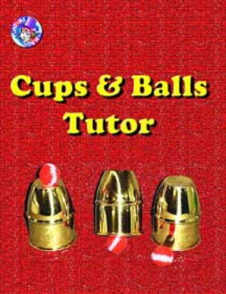 Cups and Balls - Anleitungsheft - Englisch