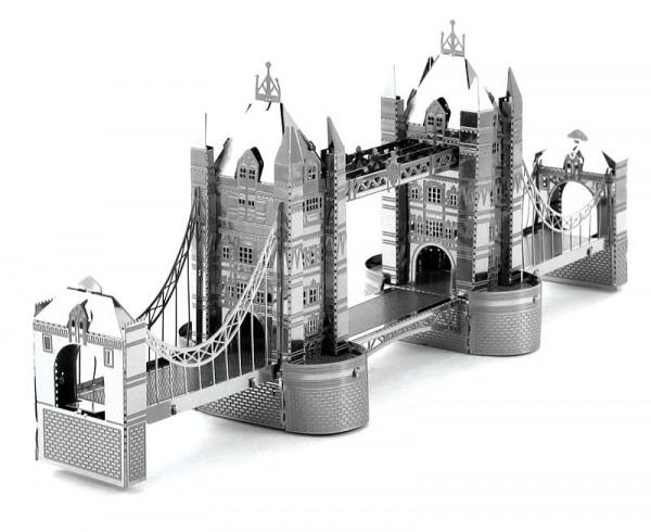 Metal Earth Modellbausatz - London Tower Bridge