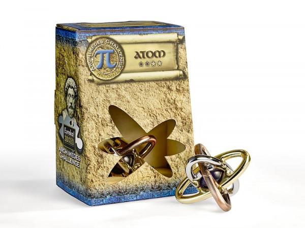 Archimedes 3D Puzzle Atom