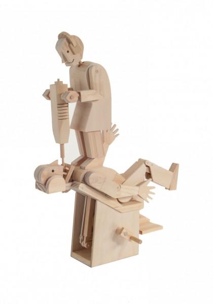 Holz-Bausatz - Timberkits Zahnarzt