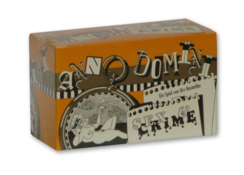 Anno Domini - Sex and Crime