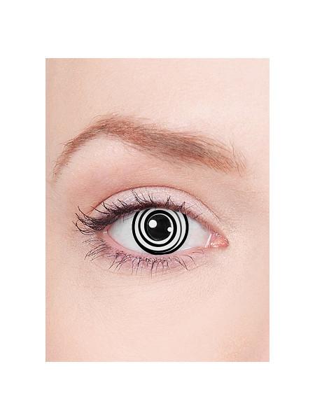 Crazy - Effekt Kontaktlinsen - für witzige Verwandlungen
