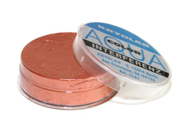 Aquacolor Interferenz 8ml - kupfer/bronze