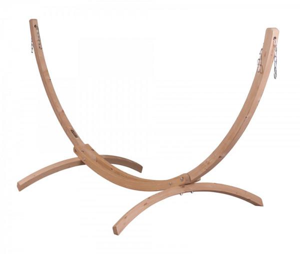 Ständer für Hängematten aus Holz CANOA