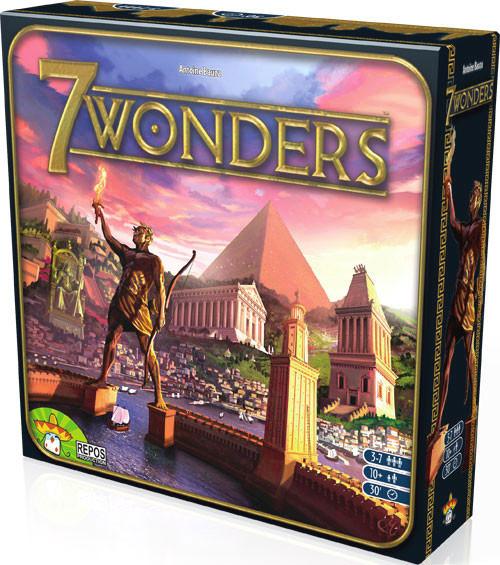 7 Wonders - Kennerspiel des Jahres 2011