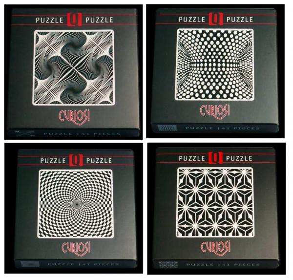 Curiosi Q Puzzle - Shimmer 01