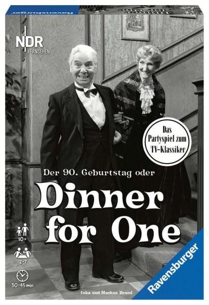 Dinner for one - Spiele den Butler