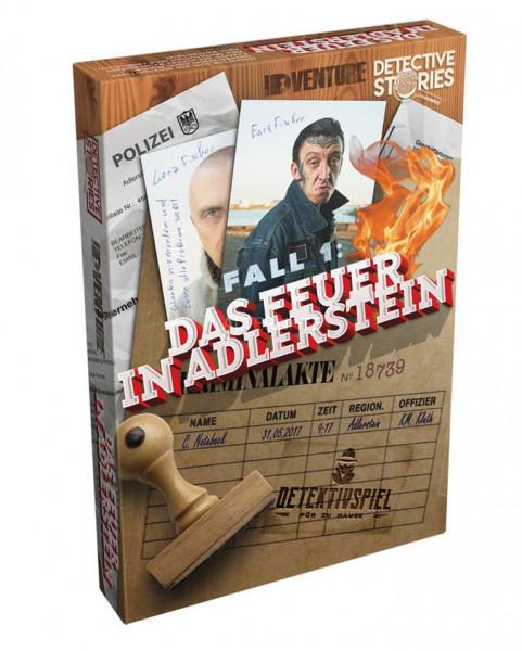 Detective Stories - Fall 1: Das Feuer in Adlerstein