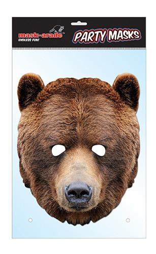 Bären Maske