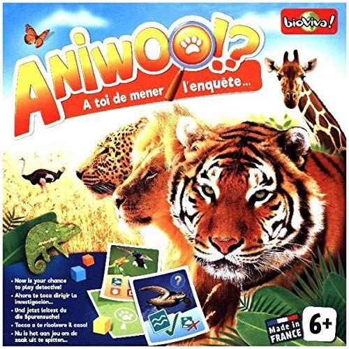 Aniwoo? - Tier-Ratespiel