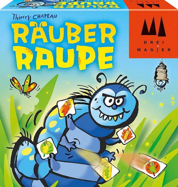 Räuber Raupe - Kinderspiel