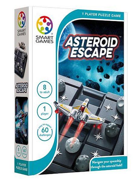 Asteroid Escape - Schiebepuzzle