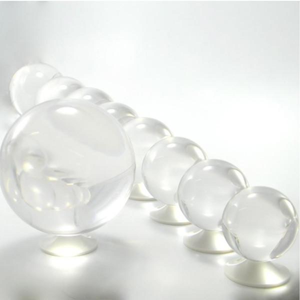 Acrylball 120mm - transparent