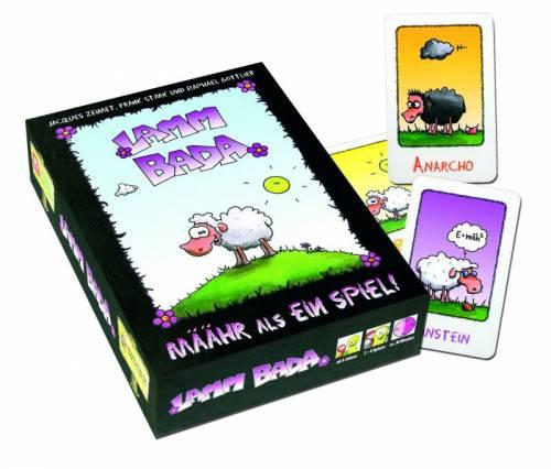 Lamm Bada - Eine Spielsammlung mit 3 Spielen