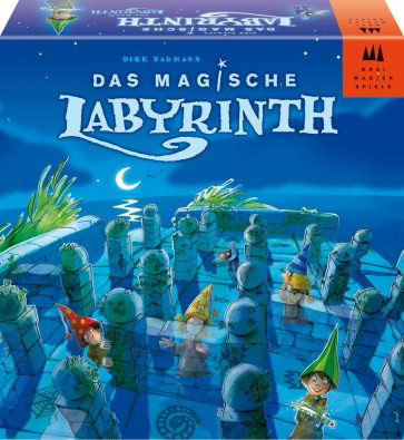 Das magische Labyrinth - Kinderspiel des Jahres 2009