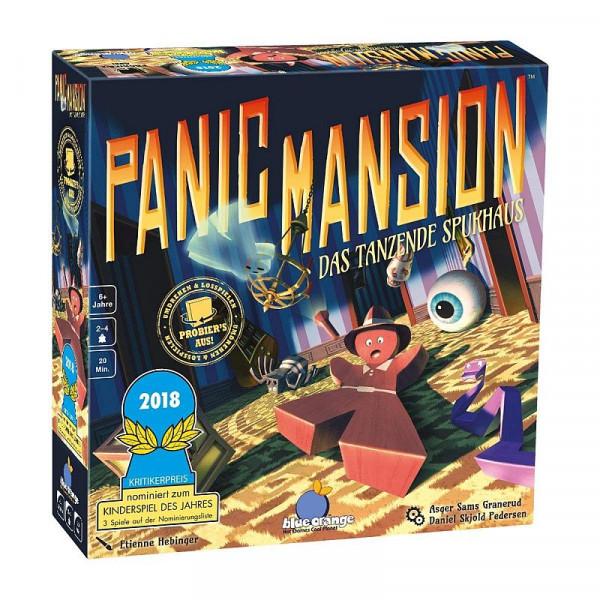 Panic Mansion - Geschicklichkeitsspiel