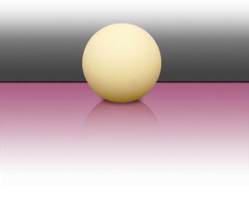 Stageball Moon 72mm - der Nachtleuchtende - Peach