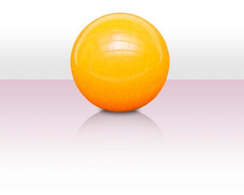 Stageball 80mm orange