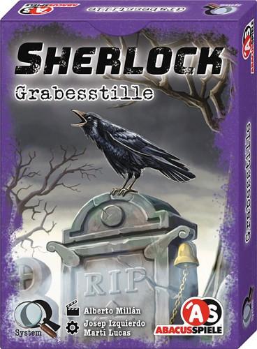 Sherlock - Grabesstille - Krimi-Spiel