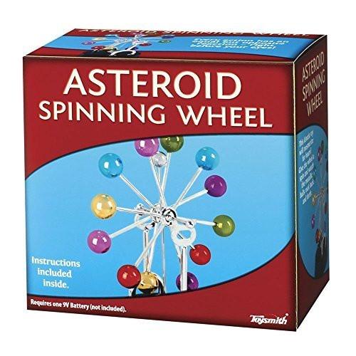 Spinnrad - Asteroid Spinning Wheel