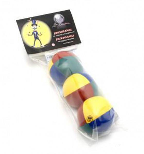 Jonglierball Set für Anfänger oder als Geschenk - Beach