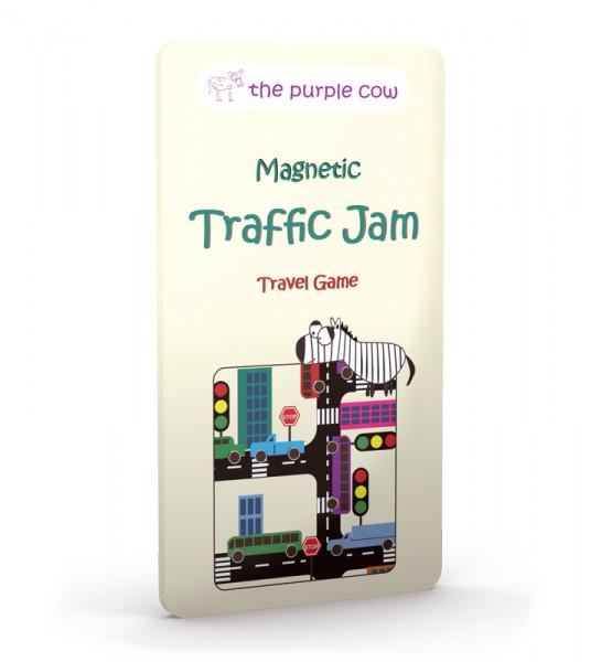Magnetisches Reisespiel - Traffic Jam